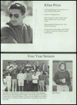 1986 Proctor Academy Yearbook Page 100 & 101