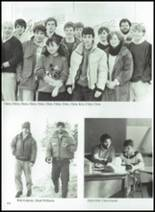 1986 Proctor Academy Yearbook Page 112 & 113