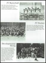 1986 Proctor Academy Yearbook Page 132 & 133