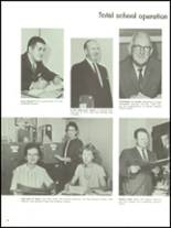 1967 Arsenal Technical High School 716 Yearbook Page 22 & 23
