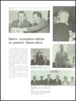 1967 Arsenal Technical High School 716 Yearbook Page 24 & 25