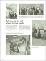 1967 Arsenal Technical High School 716 Yearbook Page 54 & 55