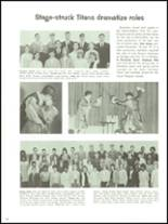 1967 Arsenal Technical High School 716 Yearbook Page 70 & 71