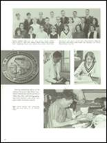 1967 Arsenal Technical High School 716 Yearbook Page 74 & 75