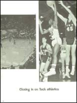 1967 Arsenal Technical High School 716 Yearbook Page 100 & 101