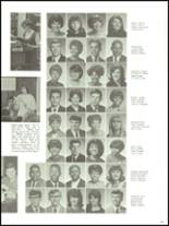 1967 Arsenal Technical High School 716 Yearbook Page 124 & 125