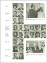 1967 Arsenal Technical High School 716 Yearbook Page 126 & 127