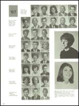 1967 Arsenal Technical High School 716 Yearbook Page 134 & 135