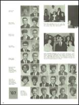1967 Arsenal Technical High School 716 Yearbook Page 140 & 141