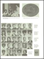 1967 Arsenal Technical High School 716 Yearbook Page 142 & 143
