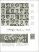 1967 Arsenal Technical High School 716 Yearbook Page 144 & 145