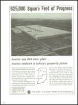 1967 Arsenal Technical High School 716 Yearbook Page 164 & 165