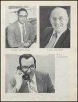 1975 Stillwater High School Yearbook Page 14 & 15