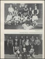 1975 Stillwater High School Yearbook Page 72 & 73
