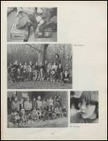 1975 Stillwater High School Yearbook Page 110 & 111