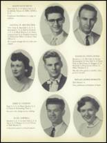 1955 Behrman High School Yearbook Page 10 & 11