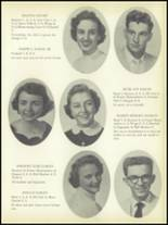 1955 Behrman High School Yearbook Page 12 & 13
