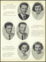 1955 Behrman High School Yearbook Page 14 & 15