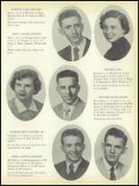 1955 Behrman High School Yearbook Page 16 & 17