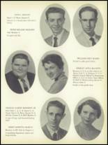 1955 Behrman High School Yearbook Page 20 & 21