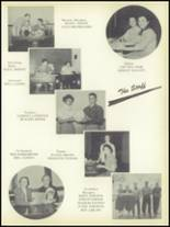 1955 Behrman High School Yearbook Page 38 & 39
