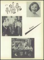 1955 Behrman High School Yearbook Page 52 & 53