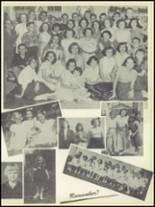 1955 Behrman High School Yearbook Page 54 & 55