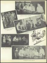 1955 Behrman High School Yearbook Page 58 & 59