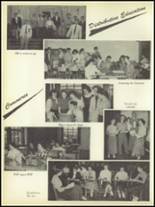 1955 Behrman High School Yearbook Page 60 & 61