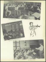 1955 Behrman High School Yearbook Page 70 & 71