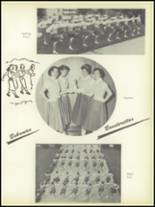 1955 Behrman High School Yearbook Page 72 & 73