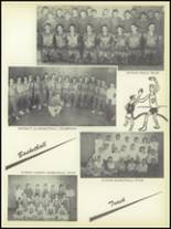 1955 Behrman High School Yearbook Page 80 & 81