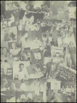 1955 Behrman High School Yearbook Page 86 & 87