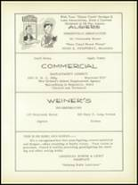 1955 Behrman High School Yearbook Page 88 & 89