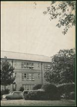 1955 Behrman High School Yearbook Page 110 & 111