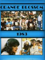 1983 Yearbook San Fernando High School