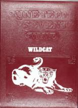 1979 Yearbook Callisburg High School