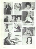 1981 Roosevelt High School Yearbook Page 10 & 11