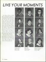 1981 Roosevelt High School Yearbook Page 16 & 17