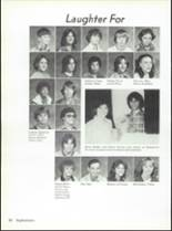 1981 Roosevelt High School Yearbook Page 34 & 35
