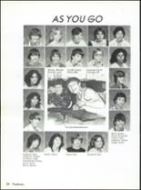 1981 Roosevelt High School Yearbook Page 38 & 39
