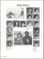1981 Roosevelt High School Yearbook Page 40 & 41