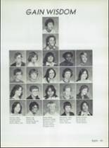 1981 Roosevelt High School Yearbook Page 46 & 47