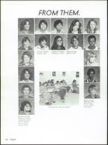 1981 Roosevelt High School Yearbook Page 48 & 49