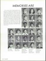 1981 Roosevelt High School Yearbook Page 50 & 51