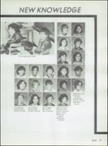 1981 Roosevelt High School Yearbook Page 60 & 61