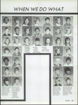 1981 Roosevelt High School Yearbook Page 68 & 69