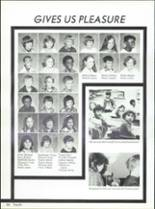 1981 Roosevelt High School Yearbook Page 70 & 71