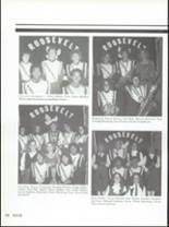 1981 Roosevelt High School Yearbook Page 92 & 93