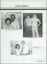 1981 Roosevelt High School Yearbook Page 98 & 99